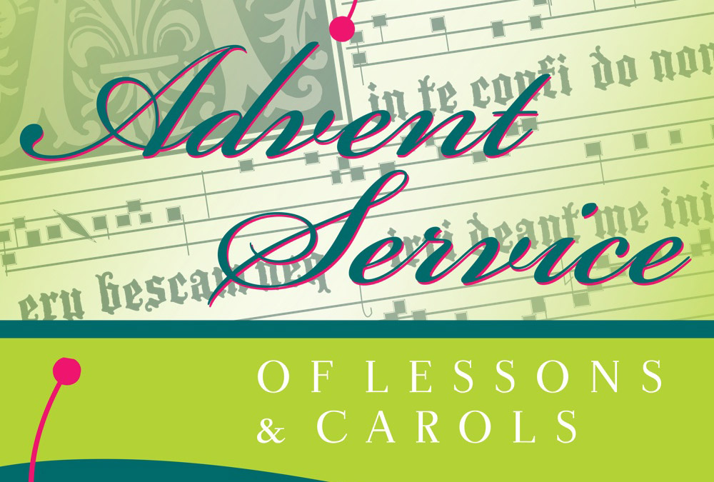 Advent Service of Lessons and Carols #1