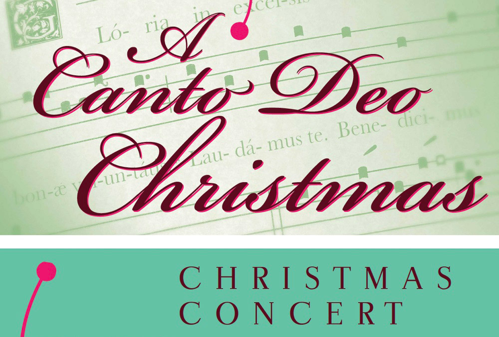 A Canto Deo Christmas (Bethany Lutheran #2)